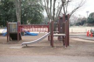 相模原公園の遊具の写真