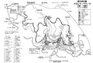 アスレチックマップ