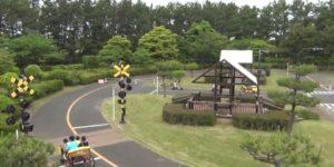 辻堂海浜公園のスカイサイクル