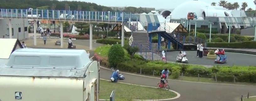 辻堂海浜公園の乗り物アクティビティ
