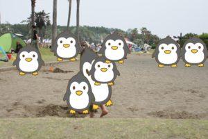 辻堂海浜公園の砂場広場