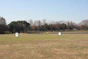 水元公園の芝生広場