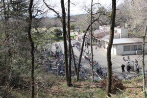 武蔵丘陵森林公園のレンタサイクル