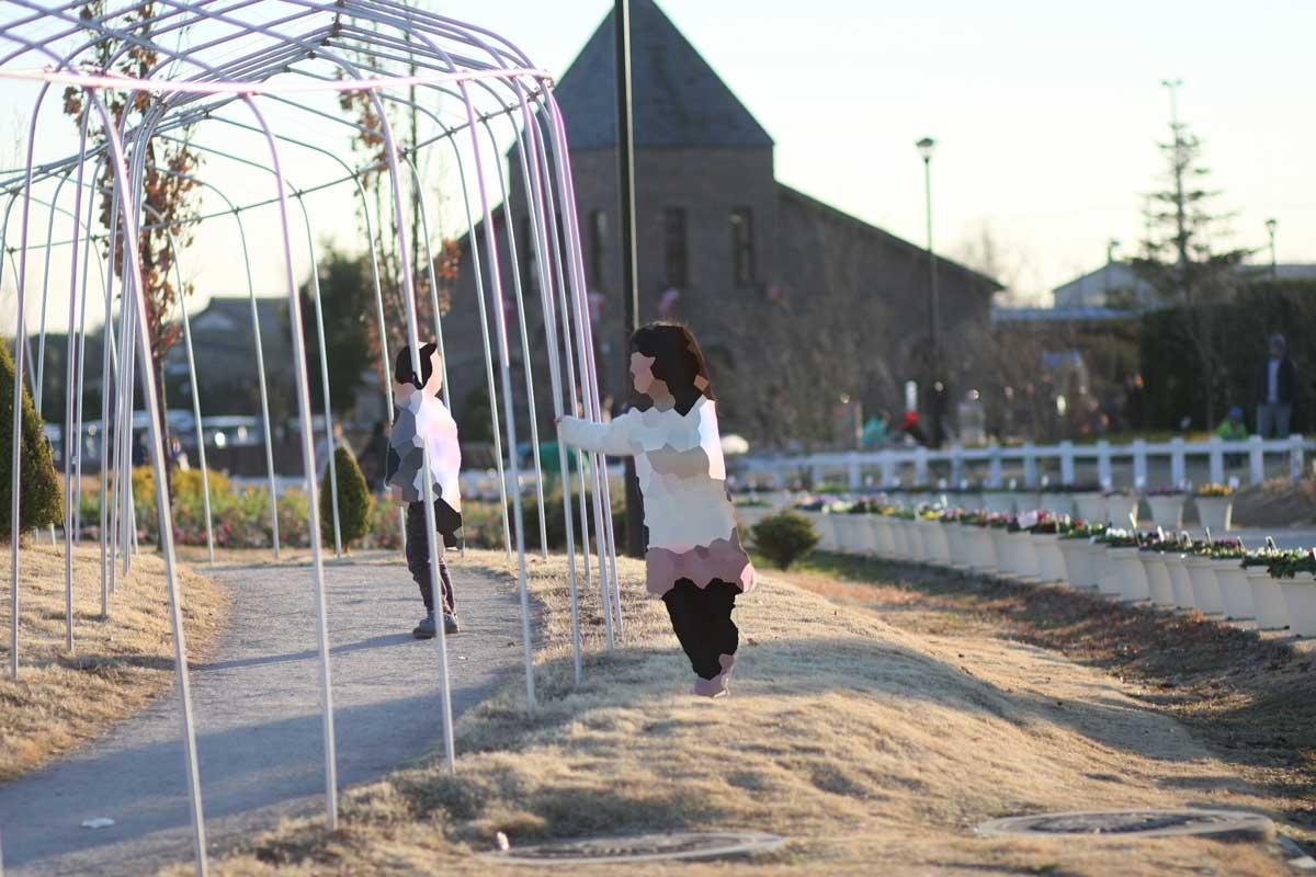 ふなばしアンデルセン公園の遊具