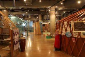 湘南台文化センター 展示室