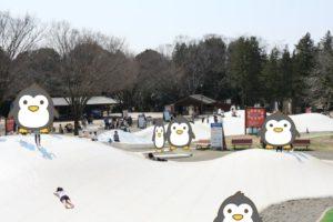 昭和記念公園のふわふわドーム