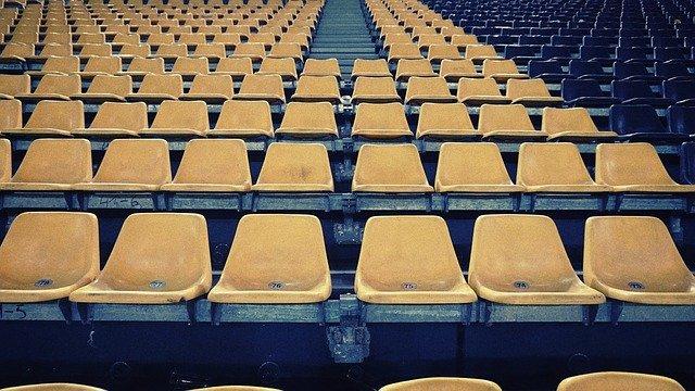 空いている座席