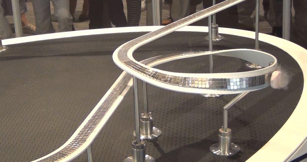超伝導実験