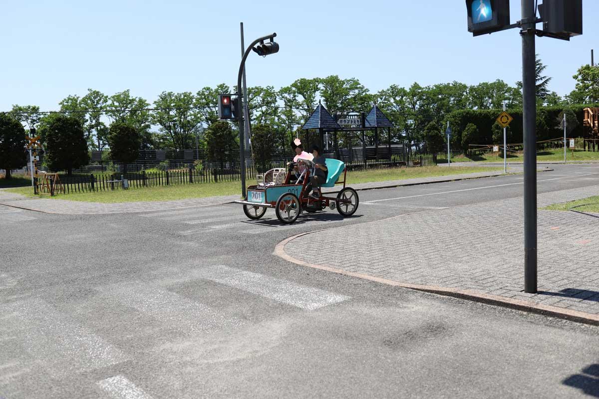 面白自転車