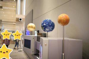 生命の星・地球博物館に展示している展示物