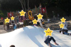 茅ヶ崎里山公園のふわふわドーム