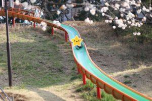 保土谷公園のすべり台