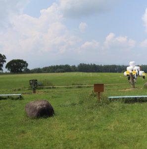 長門牧場の遊具