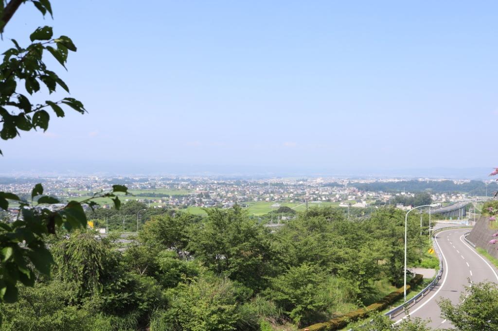 佐久パラダから見える風景