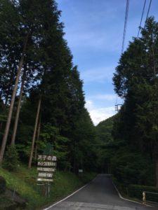 天使の森オートキャンプ場