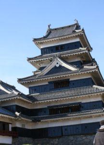 世界遺産松本城