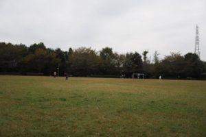 おだわら諏訪の原公園の芝生広場