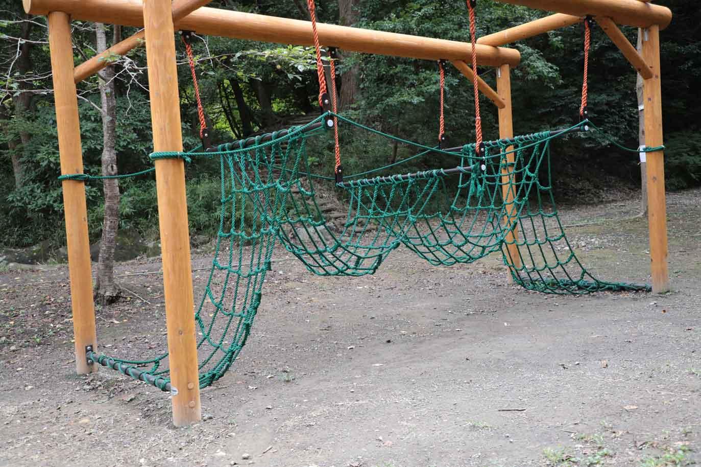 鎌倉中央公園の子供の森
