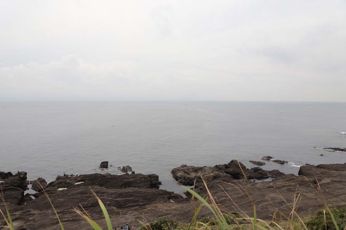 展望台から見える海